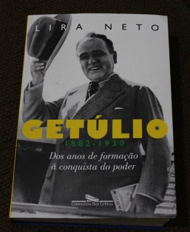 IV Bienal do Livro de Minas - Getúlio - Lira Neto