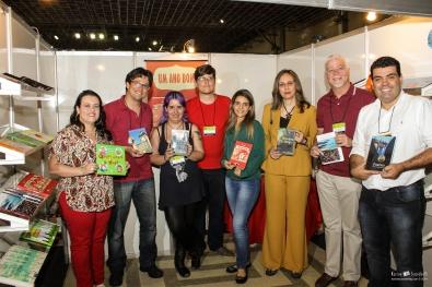 IV Bienal do Livro de Minas - Liga dos Autores Mineiros
