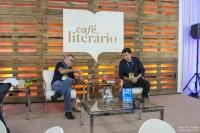 IV Bienal do Livro de Minas - Café Literário - Lira Neto e Paulo Cesar de Araújo