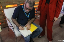 IV Bienal do Livro de Minas - Café Literário - Lira Neto